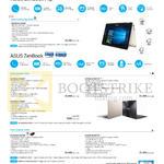 Notebooks ZenBook Flip UX360CA-C4008T, ZenBook UX305UA-FB004T, UX305CA-FC004T, UX305UA-FC013T, UX303UB-DQ028T, UX303UB-R4074T