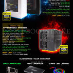 Desktop PC Processors, Accessories, Hypergate, Tremor, GPU Upgrades, Samsung 850 Evo, Case LED Lights