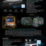 Desktop PCs Nano, Nano-S Workstation