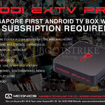 Kodi Extv Pro Android TV Box