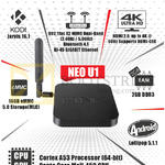 Minix Neo U1 Android TV Box