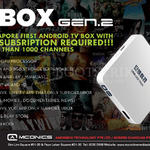 Ubox Gen.2 Android TV Box