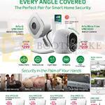 Cameras Arlo-Q VMC3040, Wire Free VMC3030, VMS3430, VMS3330, VMS3230, VMS3130, VMA1000