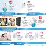Wireless IP Cameras, Routers, Mobile Wi-Fi, Repeaters, Access Points, WIPC410, 409HD, FG7008GR, MWR647, WL590E, 580E, 559E, 576E, 886RT4, 593USB, PSC100