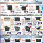 Printers Laser HL-3170CDW, 1210W, L2365DW, DCP-1610W, L2540DW, J562DW, MFC-L2700DW, L2740DW, J3720 InkBenefit