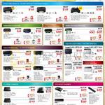 Printers, Scanners Pixma E480, MX497, MX727, IP2870S, IP7170, IP8770, Pro-100, ImageCLASS LBP7018C, 7110Cw, 7100Cn, 6030w, LiDE120, CS9000F Mark II, DR-F120, P215II