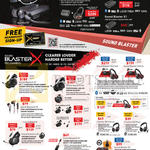 Creative's PC SHOW 2016 Price Lists, Flyers, Promotions, Deals