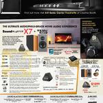 Speaker Deals Sound Blaster X7, X7 Best Companion, Stand Alone, E-MU XM7