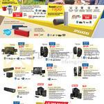 Speakers T4, T50, T30 Wireless, D3xm Plus, Gigaworks T3, T40 Series II, ZiiSound D5, SBS E2800, E2400, AXX 200, Lelong Deals
