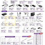 J5 Create Accessories, Adapters, USB Hub, Wormhole Switch, Docking Station, Type-C Cables