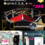 Networking Router, Wifi Camera, Wireless DualBand Range Extender, DWA-192, DCS-960L, DAP-1520
