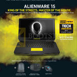 Alienware Notebook 15