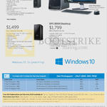 Desktop PCs Inspiron 3000, XPS 8900 Desktop, Purchase With Purchase Warranty Upgrades