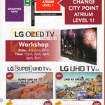 Gain City TVs LG 65UH850T, 75UH656T