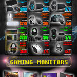 Accessories Mouse, Keyboard, Headset, Monitors Dell Sasmung Benq Predator