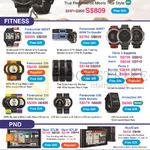 GPS Fitness Watches, PND, Forerunner 920XT, 235, 230, 630, Vivosmart HR, Fenix 3 Sapphire, Vivoactive HR, Navigators Nuvi 57LM, 67LM, NuviCam