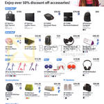 Accessories Laptop Carrying Case, Mouse, Headset, Speaker, Mouse, HP Spectre, Z5000, K4600, X3300, K4000, H3100, H2800, S6500, S5000, S7000, X1500