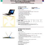 Notebooks Elite X2 1012, EliteBook Folio G1