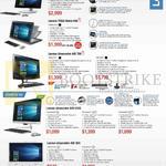 Desktop PC AIO Ideacentre AIO 910, Yoga Home 900, AIO 700, AIO 510S, AIO 300