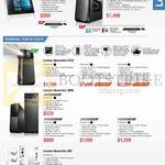 Desktop PCs Ideacentre C20, 700, Slim PC 610S, 300S, 200
