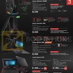 Desktop PCs Notebooks Gaming Ideacentre Y900RE, Y900, Ideapad Y900, Y700