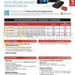 Notebooks Desktops Warranty Services, Free Bluetooth Mouse