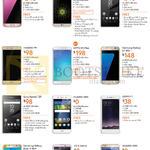 Mobile Phones Samsung Galaxy S7 Edge 4G Plus, S7 4G Plus, 5 4GPlus, LG G5, X Screen, Sony Xperia Z5 Premium, Z5, Huawei P9, GR3, GR5, Oppo R9 Plus, F1