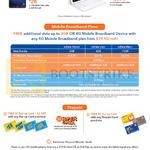 Tablets, Mobile Broadband Plans, Prepaid, Samsung Galaxy Tab A, TabPro S 4G Plus, MData Value Plus, Lite Plus, Max Plus, Free Top Up Card, Alcatel 2045X, Pixi 3