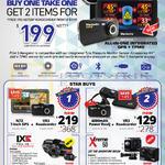 Maka GPS Marbella Car Cam Recorders N72, VR3, LX5, Xtreme 50