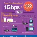59.99 1Gbps Dual Fibre Broadband