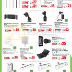Belkin Accessories Mixit Lightning To USB Cable, USB Hub, Mounts, Charger, Armband, Keyboard Case, Surge Protector Strip