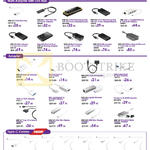 J5 Create Accessories, Adapters, USB Hub, Type-C Cables