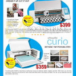 Systems Technology DIY Machine Silhouette Cameo, Curio