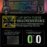 Cybermind, GamePro Electrifiying Promotions
