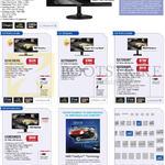 Monitors LED S22F350FHE, S24F350FHE, S27F350FHE, S24E390HL, S27D590PS, S27D850T, S32D850T, U28E590DS