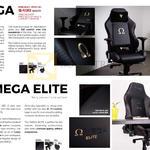 Chairs Omega, Omega Elite