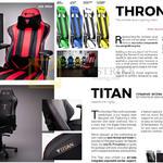 Chairs Throne V2, Titan
