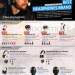 Headphones Momentum On-Ear, Wireless, Urbanite, XL, Wireless, MM 30 G, RS 165, 175