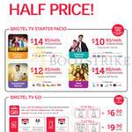 TV Starter Packs, TV GO, Jingxuan Starter, Kondattam Starter, Inspirasi Starter, Desi Starter, TV GO Plan 1, 2