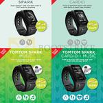GPS Fitness Watches, Spark, Spark Cardio, Spark Music, Spark Cardio N Music