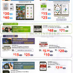 Toshiba Wireless Cards, Compactflash Cards, MicroSD Cards, SD Cards FlashAir, NFC, Exceria, Exceria Pro