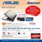 F83T AMD Notebook Newstead