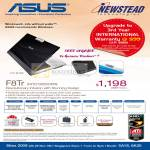 F8Tr AMD Notebook Newstead