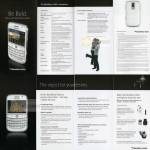 Blackberry Bold Specifications