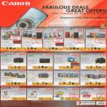 Digital Cameras Ixus 200 PowerShot G11 S90 D10 SX20 Selphy Printers ES