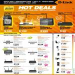 D-Link Hot Deals NAS Router Wireless N Xtreme Adapter DWA DAP DIR DNS DSM