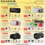 Song Brothers FinePix J250 Z37 S1500 J27 Z33Wp S200 Digital Cameras DSLR