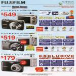 Digital Cameras Finepix F200 F70 A235 Harvey Norman
