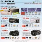 Digital Cameras Finepix Z300 J250 S1500 S200 J27 Harvey Norman