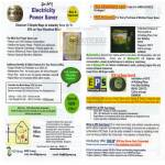 roup Mini Sun Power Saver MyGreenOil EPS Fuel Saver